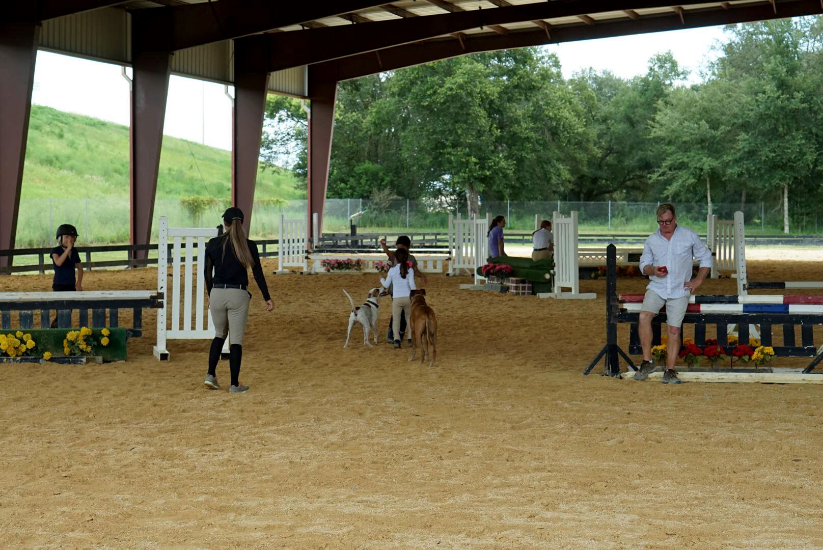 Facilities – Waters Edge Stables