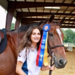 Waters Edge Stables, Professional equestrian facility, hunter/jumper specialty, full-service barn & facilities, horse boarding, riding lessons, Sales and Leasing, Hannah