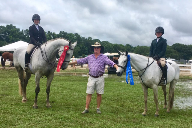 Waters Edge Stables, Professional equestrian facility, hunter/jumper specialty, full-service barn & facilities, horse boarding, riding lessons, W. Waddy Oursler