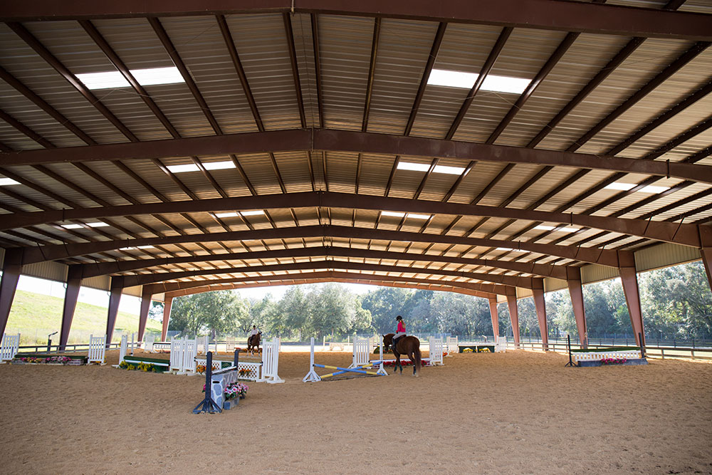 Waters Edge Stables, Professional equestrian facility, hunter/jumper specialty, full-service barn & facilities, horse boarding, riding lessons, horse shows, facilities