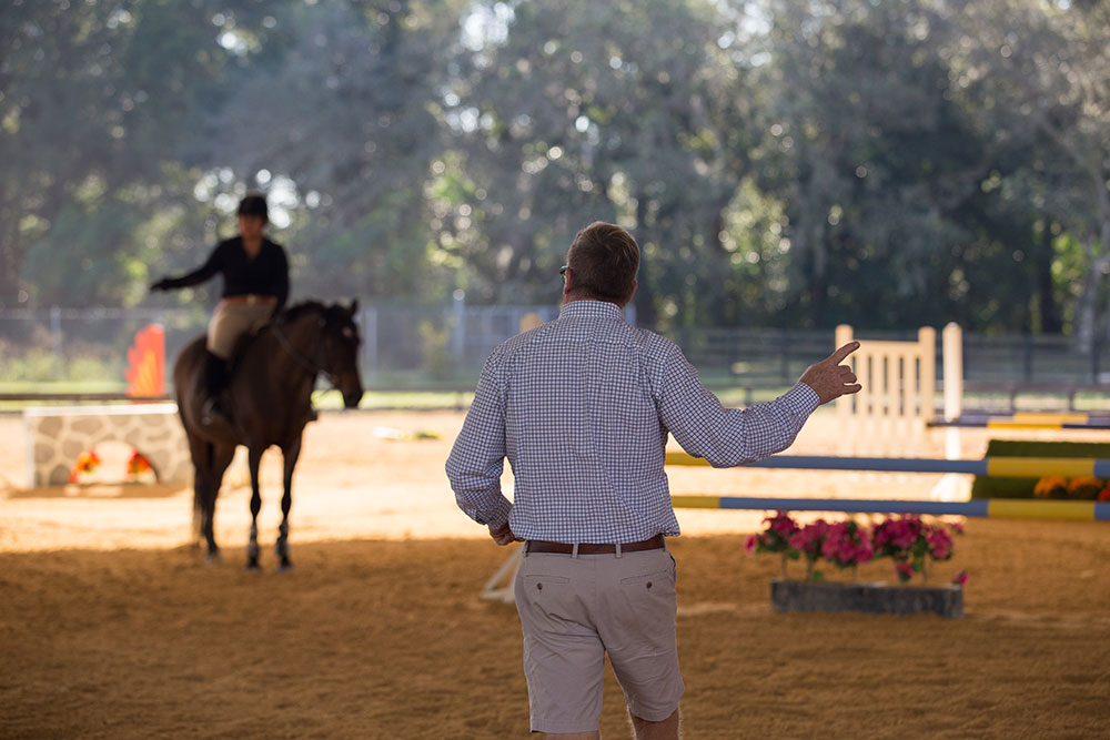 Waters Edge Stables, Professional equestrian facility, hunter/jumper specialty, full-service barn & facilities, horse boarding, riding lessons, horse shows, lessons